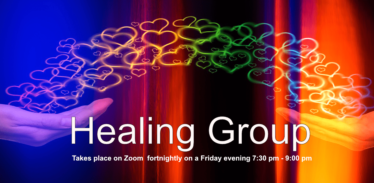 Fortnightly Healing Group