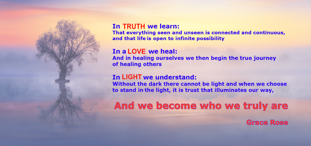 One Eternal Spirit | So Let's Unite in Truth, Love and Light