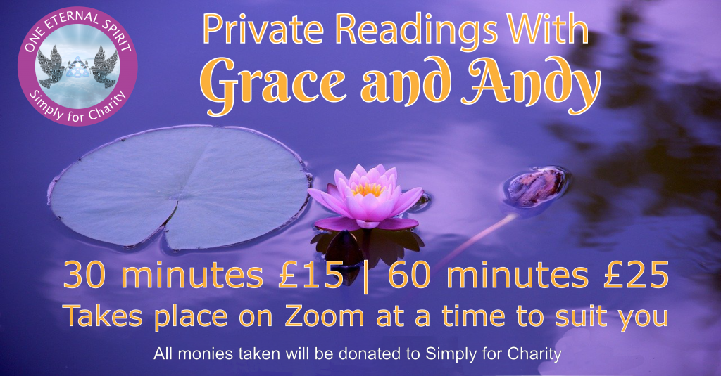 Private Readings With Grace and Andy